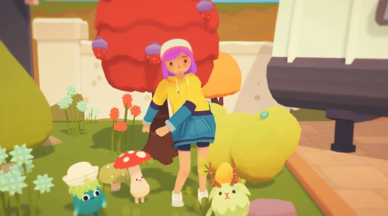 ooblets flossing