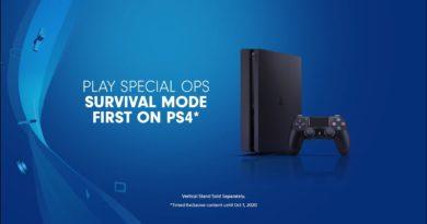 Cod MW special ops screenshot