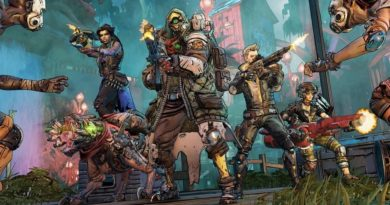 borderlands 3 team