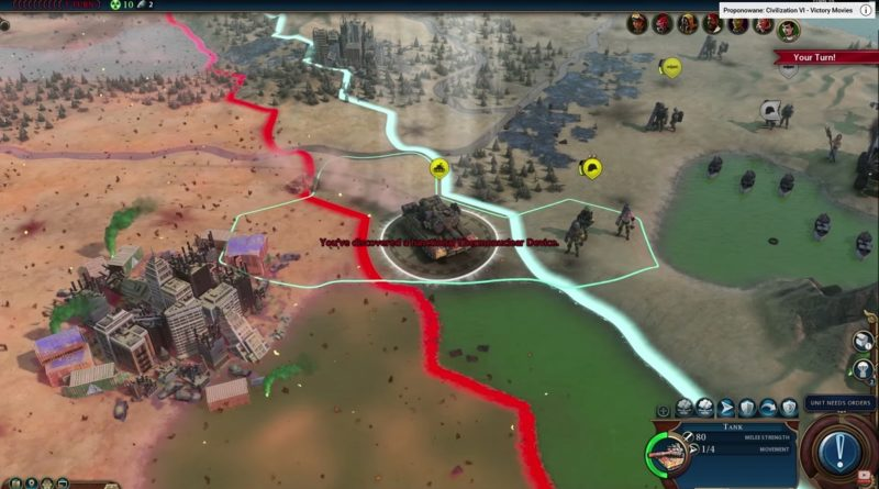 civ vi red death