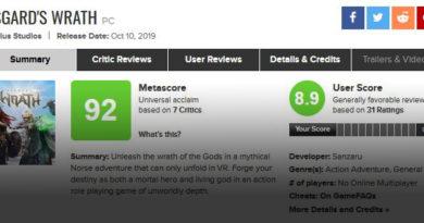 Kojarzysz Asgard's Wrath? Ten RPG ma 92% na Metacritic, a nikt o nim nie słyszał