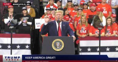 Trump na Twitch.tv