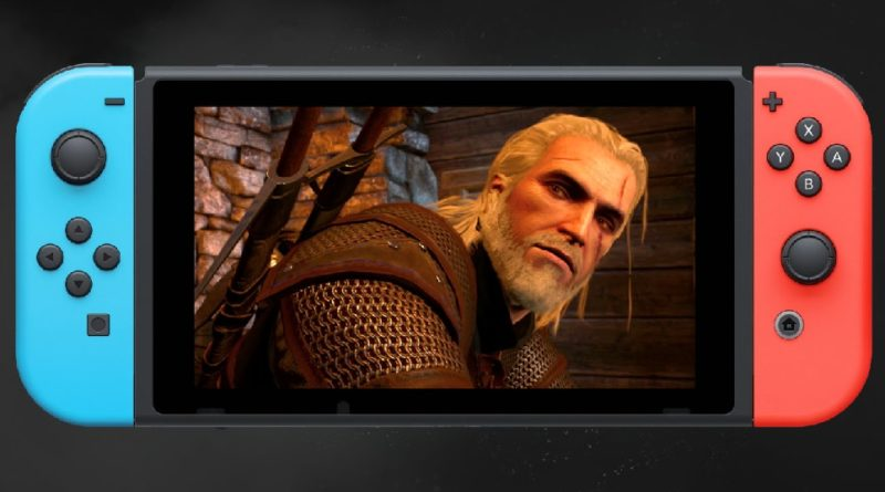 switch witcher 3