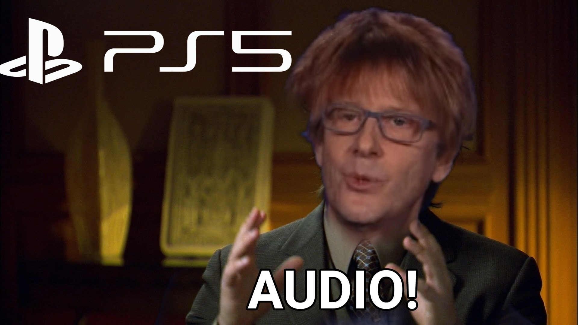 ps5 audioo