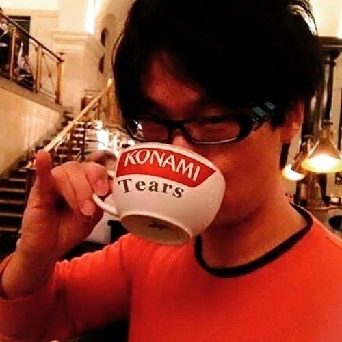 Konami tears