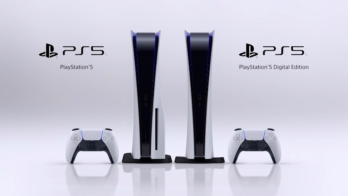 ps5 versions
