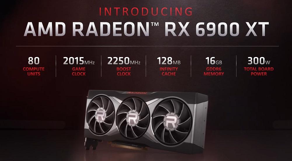 RX 6900 XT spec
