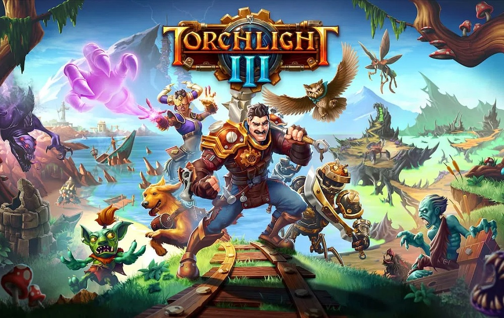 torchlight 3 switch