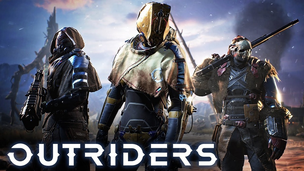 outriders gameplay ssplash