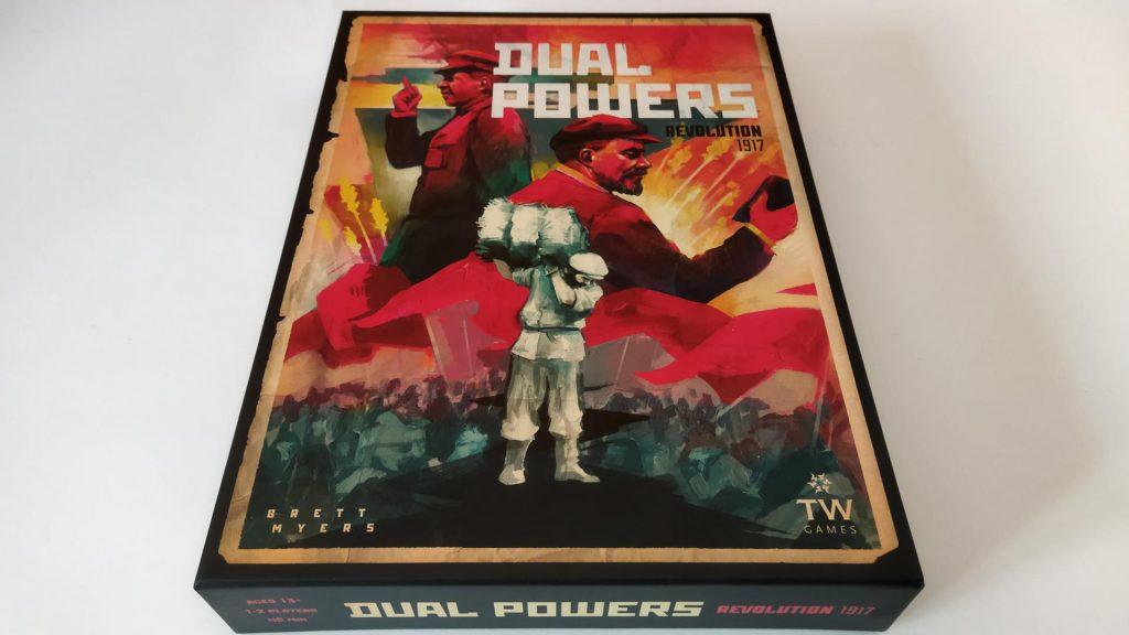Dual Powers: Revolution 1917