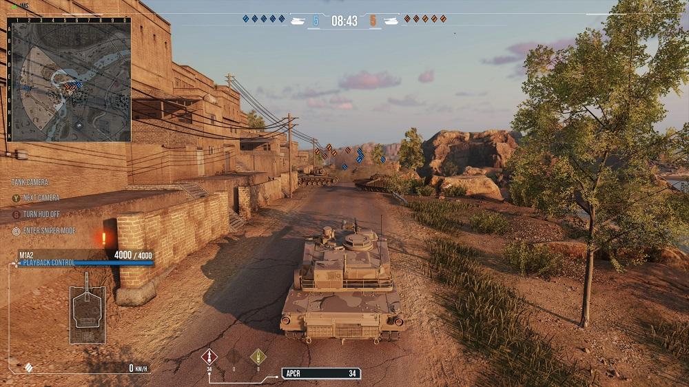 WoTC_ModernArmor_M1A12 Abrams_InGameAction1